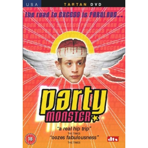 Party Monster DVD