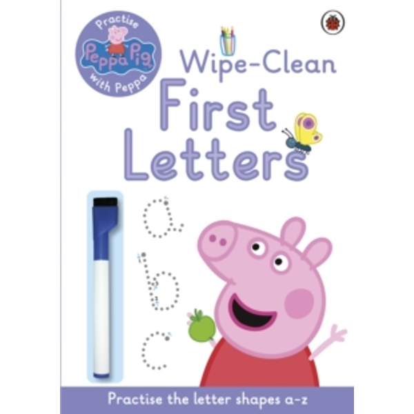 Peppa Pig: Practise with Peppa: Wipe-Clean Writing by Penguin Books Ltd (Paperback, 2014)