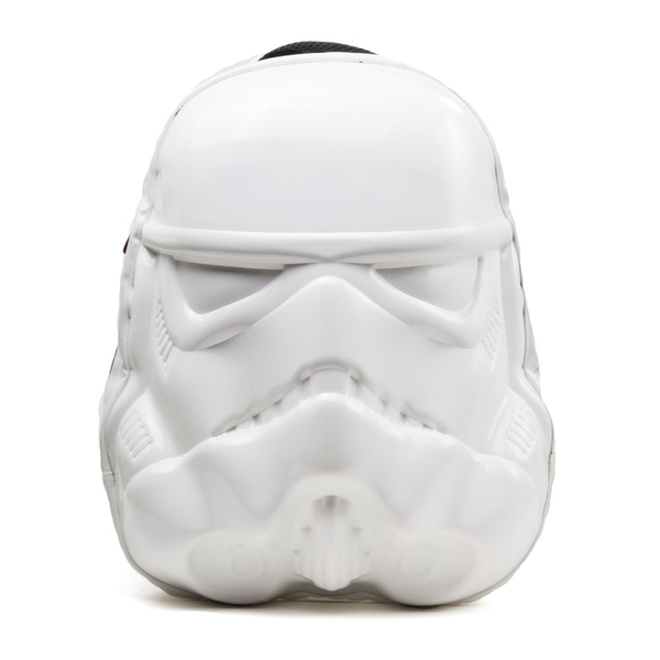 Star Wars - Stormtrooper Mask Backpack - White/Black