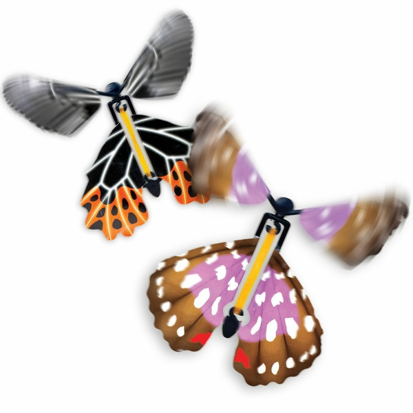 Tobar Fluttering Butterfly Toy