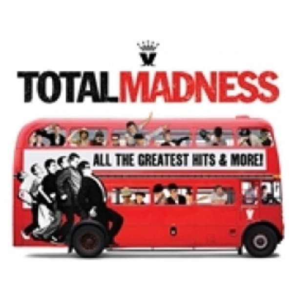 Total Madness CD DVD