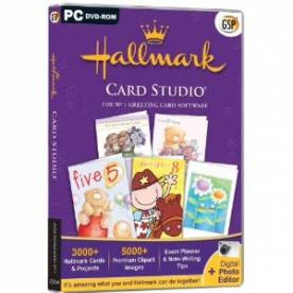 Hallmark Card Studio Software PC