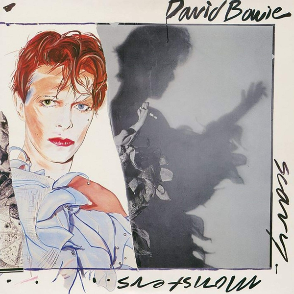 David Bowie - Scary Monsters (And Super Creeps) Vinyl