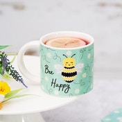 Sass & Belle Queen Bee Happy Mug