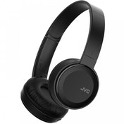 JVC Deep Bass Bluetooth On Ear Headphones Black