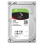 Seagate NAS HDD IronWolf 1TB 1000GB Serial ATA III internal hard drive