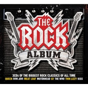 The Rock Album CD