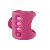 Knog Light Gekko Rear Light Pink