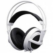 SteelSeries Siberia V2 FullSize Headset white PC