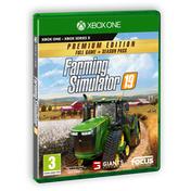 Farming Simulator 19 Premium Edition Xbox One Game