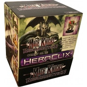 Heroclix Mage Knight Resurrection Gravity Feed 24 Packs