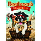 Beethoven's Treasure Tail DVD