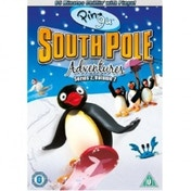 Pingu: South Pole Adventures DVD