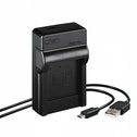 Hama Travel USB Charger for Sony NP-BN1
