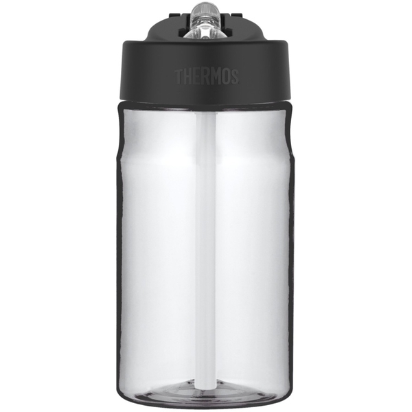 Thermos Hydration Bottle with Straw Clear 355ml