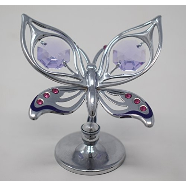 Crystocraft Butterfly with Crystals From Swarovski