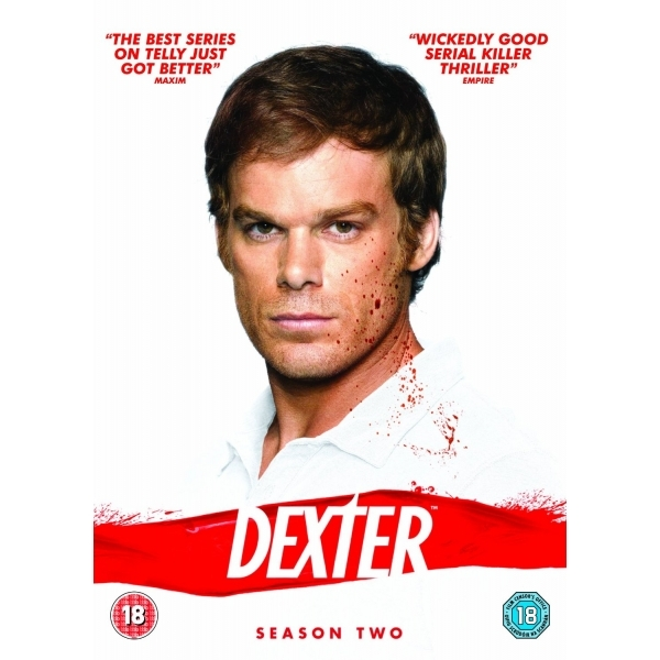 Dexter - Series 2 DVD