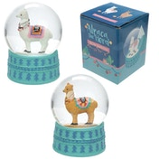 Alpaca Waterball Snow Globe (1 Random Supplied)