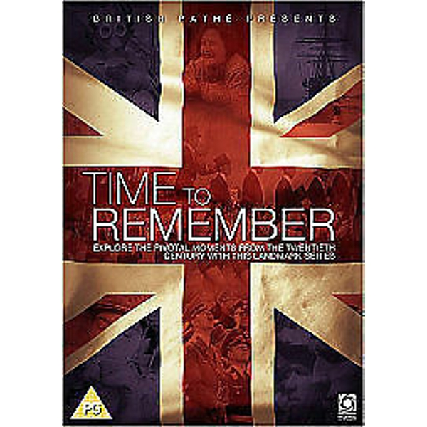 Time To Remember DVD 3-Disc Set