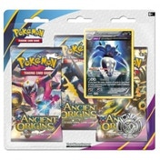 Pokemon TCG XY7 Ancient Origins Triple Booster Pack Blister