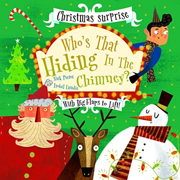 Who's Hiding In The Chimney?  Board book 2018