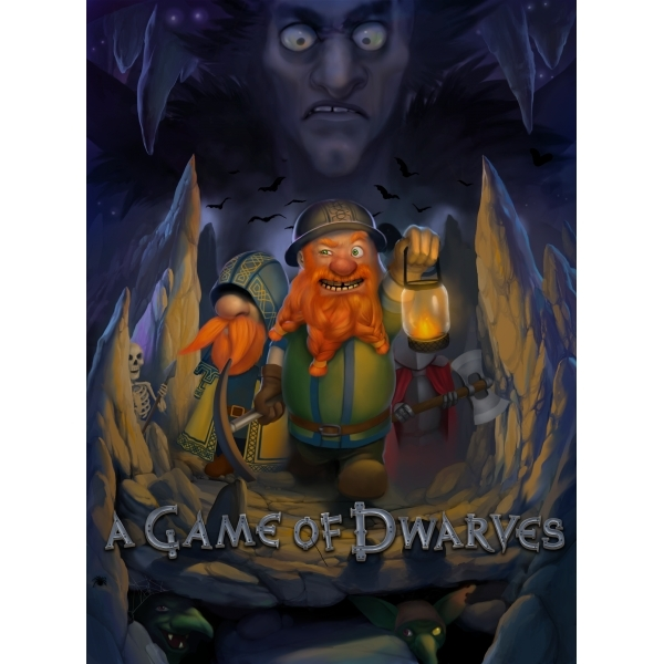 A Game Of Dwarves Game PC - Image 1