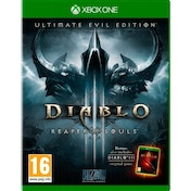 Ex-Display Diablo III 3 Reaper of Souls Ultimate Evil Edition Xbox One Game Used - Like New