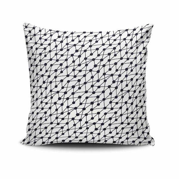 NKLF-217 Multicolor Cushion Cover