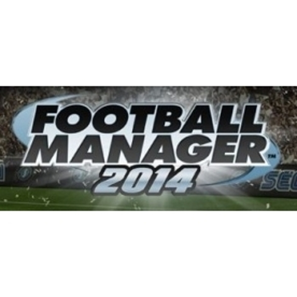Football Manager 2014 PC CD Key Download for Steam