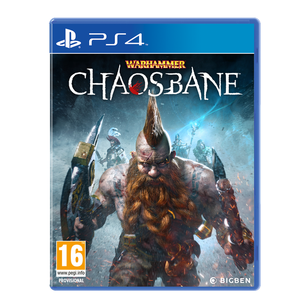 Warhammer Chaosbane PS4 Game