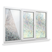 3D Glass Privacy Window Film | Pukkr 44cmx200cm - Image 6