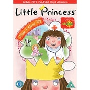 Little Princess When I Grow Up DVD
