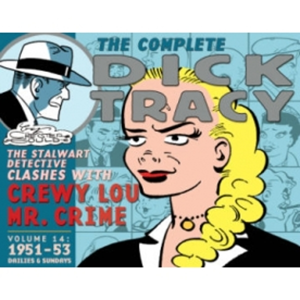 Complete Chester Gould's Dick Tracy Volume 14