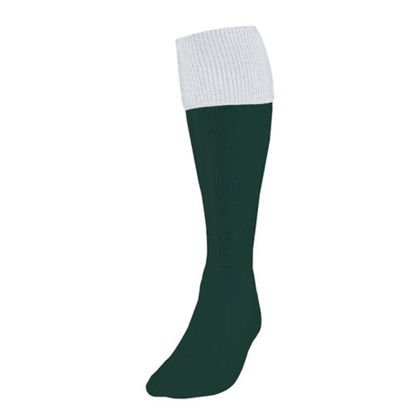 Precision Turnover Football Socks Bottle UK Size 7-11
