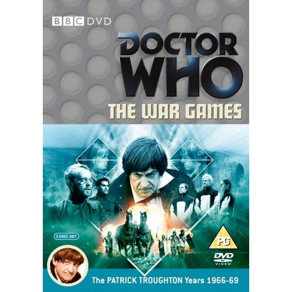 Doctor Who: War Games (1969) DVD