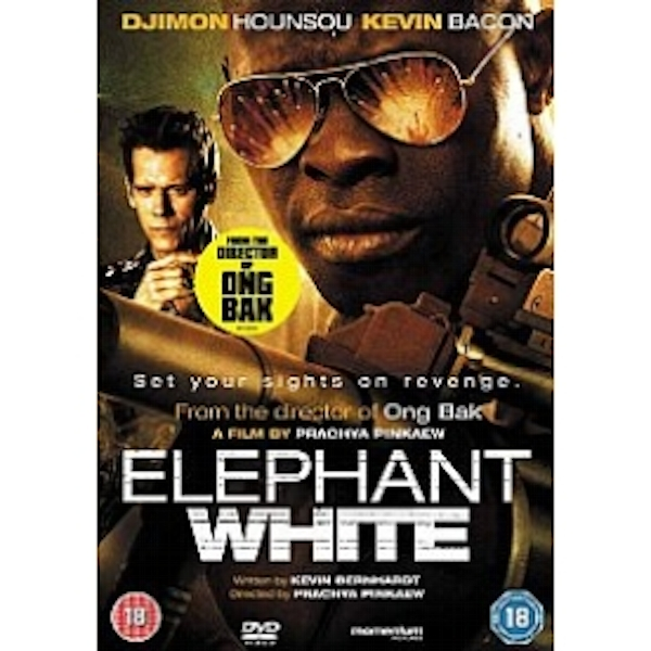 Elephant White DVD