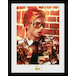 David Bowie Glasses Collector Print - Image 2