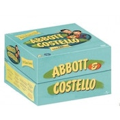 The Abbott & Costello Collection Box Set DVD