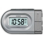 Casio DQ543/8 Digital Beep Alarm Clock Silver