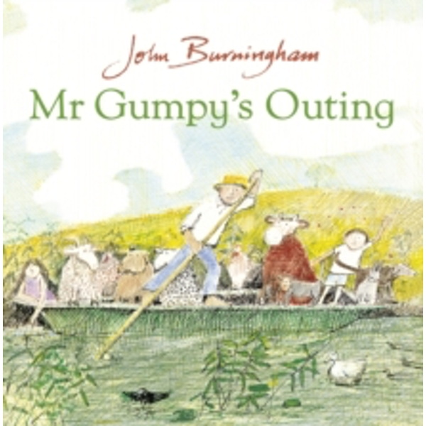Mr Gumpy's Outing by John Burningham (Paperback, 2001)