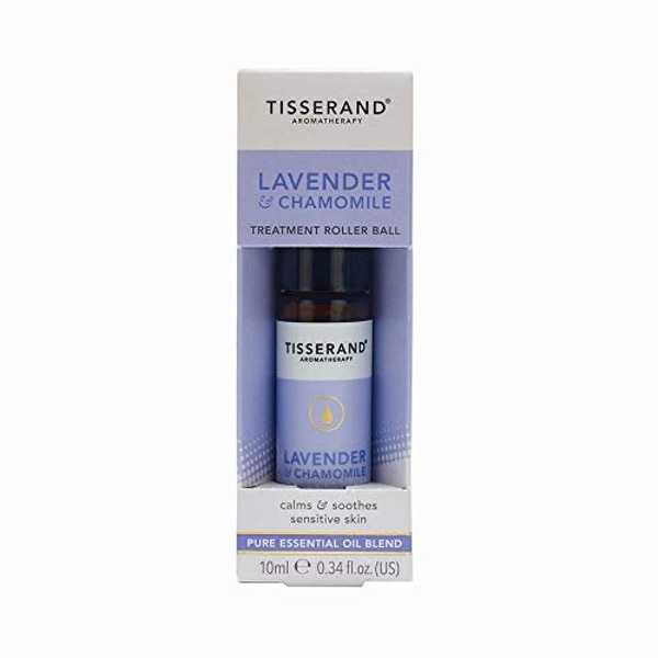 Tisserand Aromatherapy Lavender & Chamomile Roller Ball 10ml
