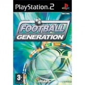Ex-Display Football Generation Game PS2 Used - Like New
