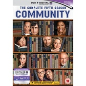 Community Season 5 DVD & UV Copy
