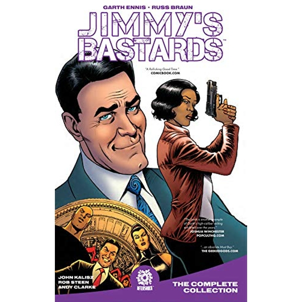 Jimmy's Bastards: Year One HC