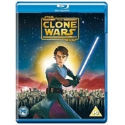 Star Wars The Clone Wars Blu Ray