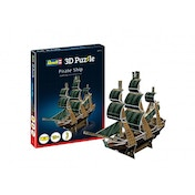 Pirate Ship Revell 3D Puzzle