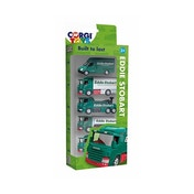 Ex-Display Corgi Toys Eddie Stobart 5 Pack Used - Like New