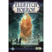 Eldritch Horror Signs of Carcosa Expansion Board Game