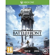 Star Wars Battlefront Game Xbox One [Used]