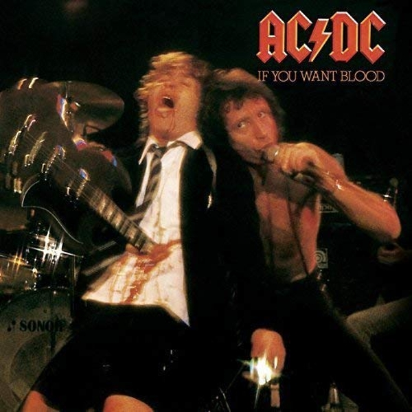 ACDC - If You Want Blood You've Got It Vinyl